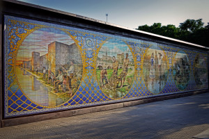 Mural Cerámica Talavera
