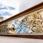 Mural Cerámica Mondas