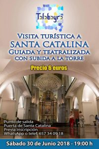 Visita  Teatralizada Santa Catalina